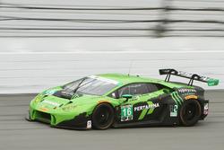 #16 Change Racing Lamborghini Huracan: Spencer Pumpelly, Corey Lewis, Justin Marks, Kaz Grala, Austi