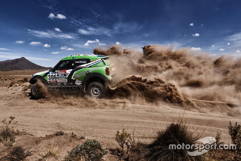 #6: Ein Mini in der Wüste