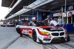 #91 AAI车队 宝马Z4 GT3: Junsan Chen, Nobuteru Taniguchi, Ollie Millroy