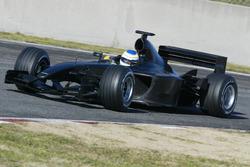 Giancarlo Fisichella, Jordan Ford
