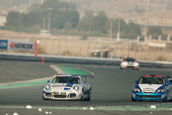 #81 Lechner Racing Orta Doğu Porsche 991 Kupası: Hannes Waimer, Wolfgang Triller, Charlie Frijns, Christopher Zöchling