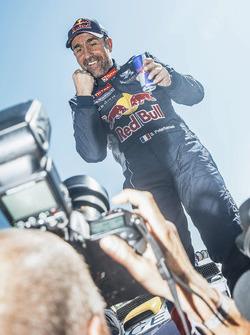 Categoria auto, il vincitore: Stéphane Peterhansel, Peugeot Sport