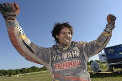 Quad category winner Marcos Patronelli