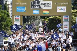 Переможеці #302 Peugeot: Стефан Петерансель, Жан-Поль Коттре