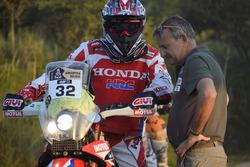 #32 Honda: Paolo Ceci with Etienne Lavigne