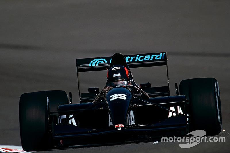 Andrea Sassetti, ex-dono de equipe na F1