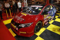 #30 Martin Depper, Eurotech Racing Honda Civic