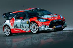Citroen DS3 WRC Equipo Abu Dhabi Total WRT