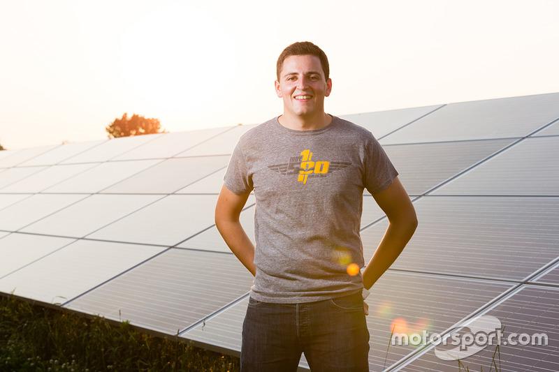 #25 Stefan Wilson (KV-Chevrolet)