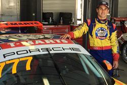 Ash Walsh Porsche Carrera Cup Australia анонс