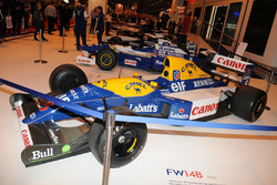 Williams F1 Display