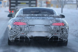 Mercedes-AMG GT-R spyfoto