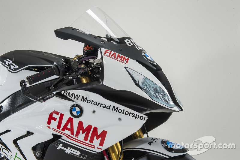 Althea BMW Racing Team, presentazione team 2016