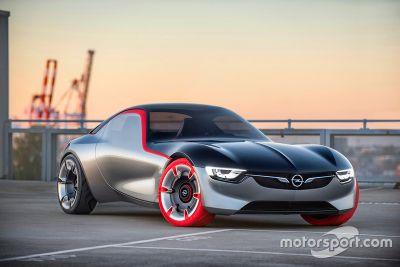 Концерт Opel GT