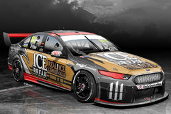Super Black Racing livery launch
