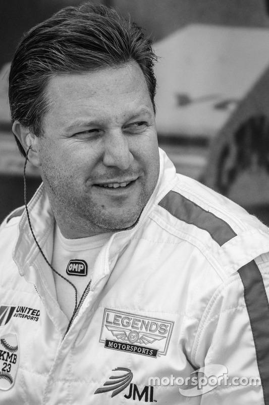 Zak Brown, Motorsport.com voorzitter