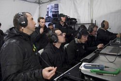 ESM Racing, Teambereich