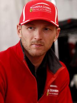 Александр Према, #68 Scuderia Corsa Ferrari 488 GTE