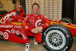 Новая ливрея Скотта Диксона, Chip Ganassi Racing Chevrolet