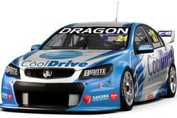 Brad Jones Racing V8 Supercar Тіма Бланшарда