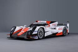 丰田LMP1赛车新涂装