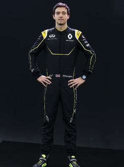 Джолион Палмер, Renault F1 Team