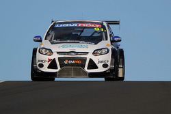 #91 MARC Cars Australia, Focus V8: Rob Thomson, Lindsay Kearns, James Vernon