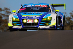 #82 International Motorsport, Audi R8 LMS Ultra: Andrew Bagnall, Rick Armstrong, Matt Halliday