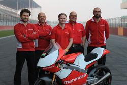 Danny Webb, Mahindra Racing, Mufaddal Choonia, Mahindra Racing SPA CEO