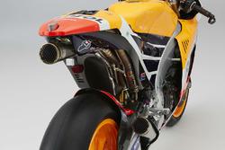 La Honda RC213V 2016 de Dani Pedrosa, Repsol Honda Team