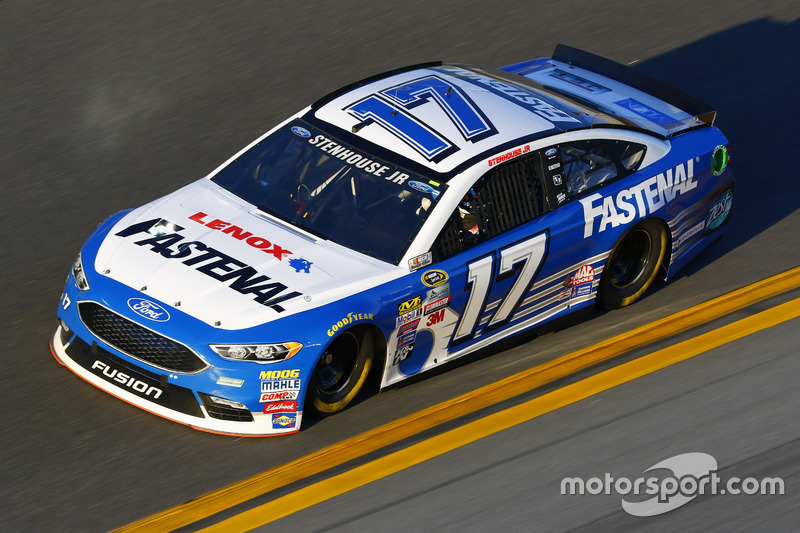 Startplatz 19: Ricky Stenhouse Jr., (Roush-Ford)