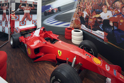 Michael Schumacher exhibition