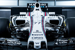 Design von Valtteri Bottas, Williams FW38, Detail