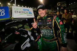 Victory Lane : Johnny Sauter, GMS Racing Ford