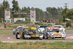 Leonel Pernia, Las Toscas Racing Chevrolet, Norberto Fontana, Laboritto Jrs Torino, Esteban Gini, Nero53 Racing Torino