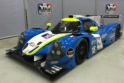 Yvan Muller Racing Ligier JS P3 livery unveil