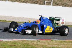 "فيليبي نصر، سيارة ساوبر ""سي35"""