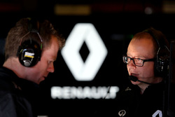 Mark Slade, Renault Sport F1 Team