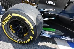 Днище машины Renault Sport F1 Team