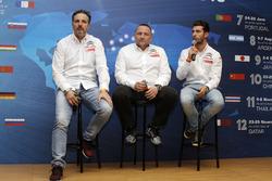 Yvan Muller, José María López, Citroën World Touring Car Team