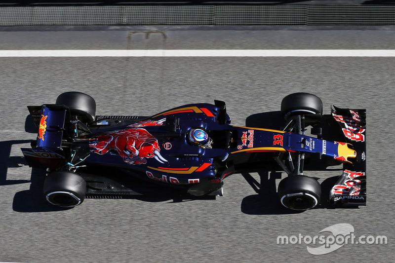Toro Rosso-Ferrari STR11