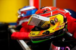 Шлем Лэнса Стролла, Prema Powerteam, Dallara F312 - Mercedes-Benz