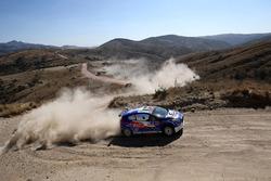 Массималиано Рендина и Эмануэле Инглези, Ford Fiesta R5
