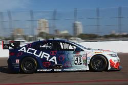 #43 RealTime Racing Acura TLX-GT: Раян Еверслі