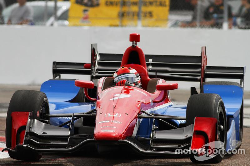 #7 Mikhail Aleshin (Schmidt-Honda)