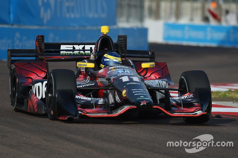 #11 Sebastien Bourdais (KV-Chevrolet)