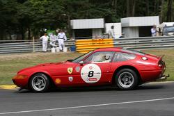 #8 Ferrari 365 GTB4 Gr.4 1971: Arnold Meier