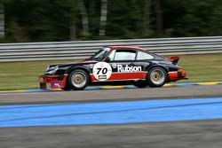 #70 Porsche 911 Sc 1976: Franck Metzger, Jean Paul Roy