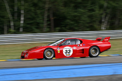 #33 Ferrari 512BB LM 1979: Nicolas Comar, Philippe Rambeaud