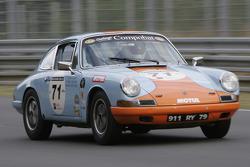 71-Le Jean, Pelletier, Rivet Fusil-Porsche 911 1965